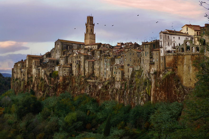 Pitigliano, Grosseto, Italy