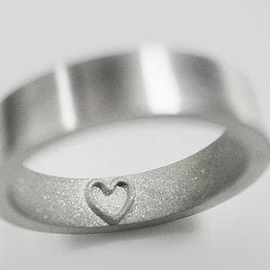 Hidden Message Ring