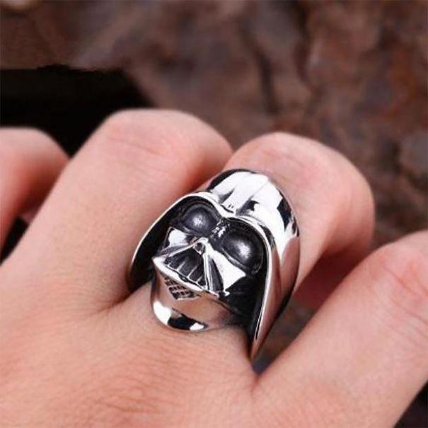 Darth Vader Yüzük