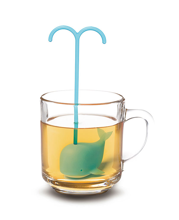 Whale Tea Infuser