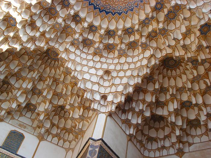 Mosque, Tehran, Iran