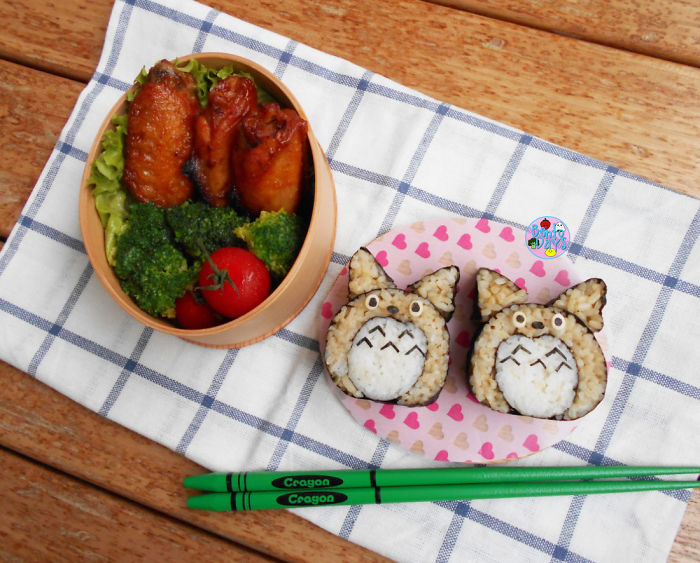 Totoro Sushi