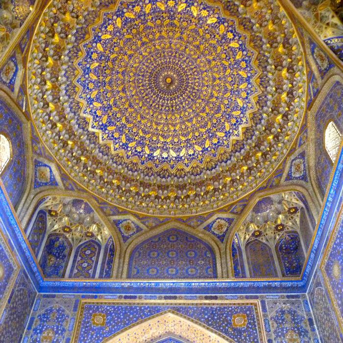 Tori Kori Madrasah, Samarkand