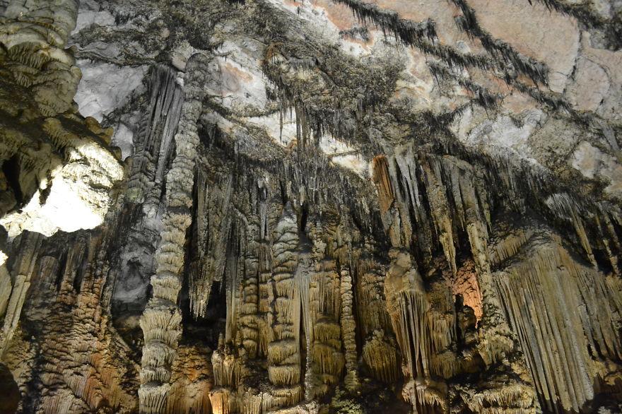 Caves D'arta (mallorca, Spain)