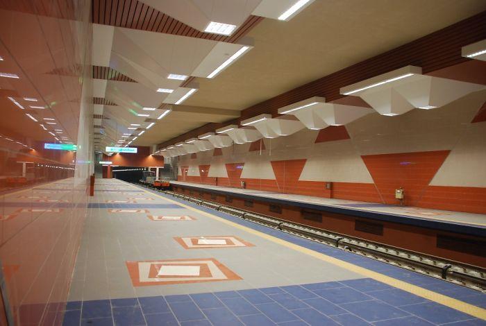 Mladost 3 Station, Sofia, Bulgaria