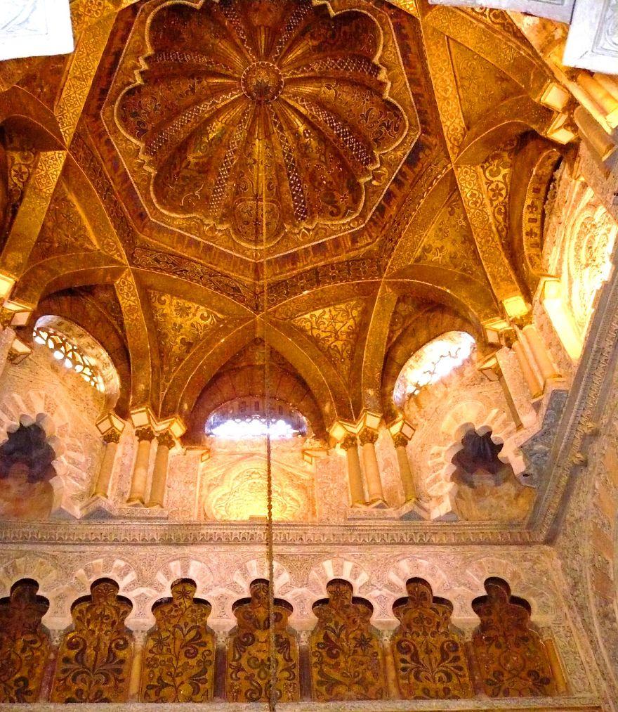 Grand Mosque, Cordoba, Spain