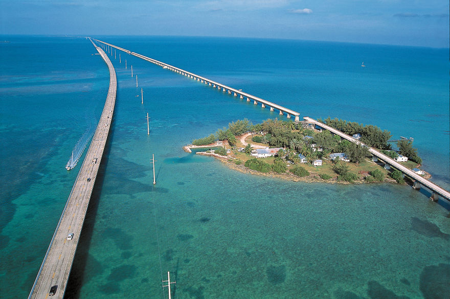 Overseas Highway - Us1 - Florida Keys