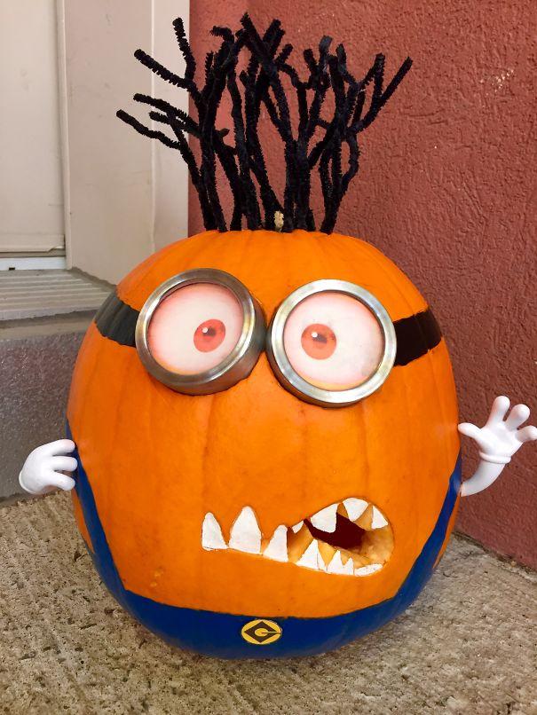 Minion Halloween