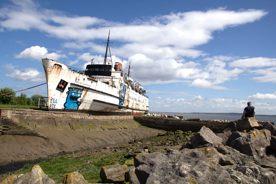Funship, North Wales