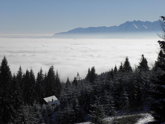 Misty Mountains, Poland