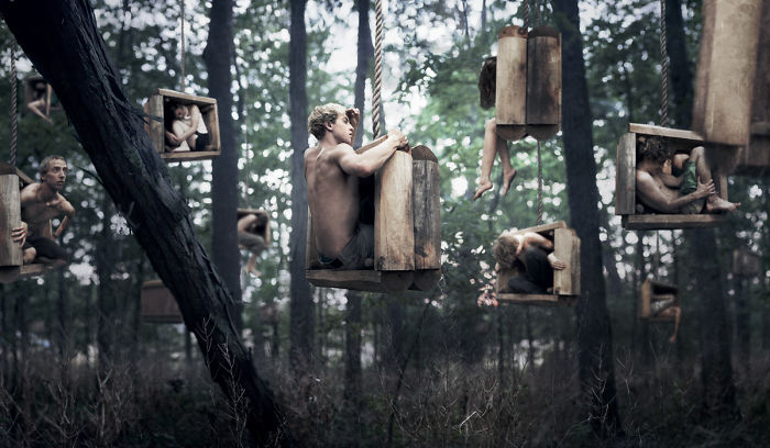 I Combine Reality, Memory And Dreams To Create Provoking Portraits