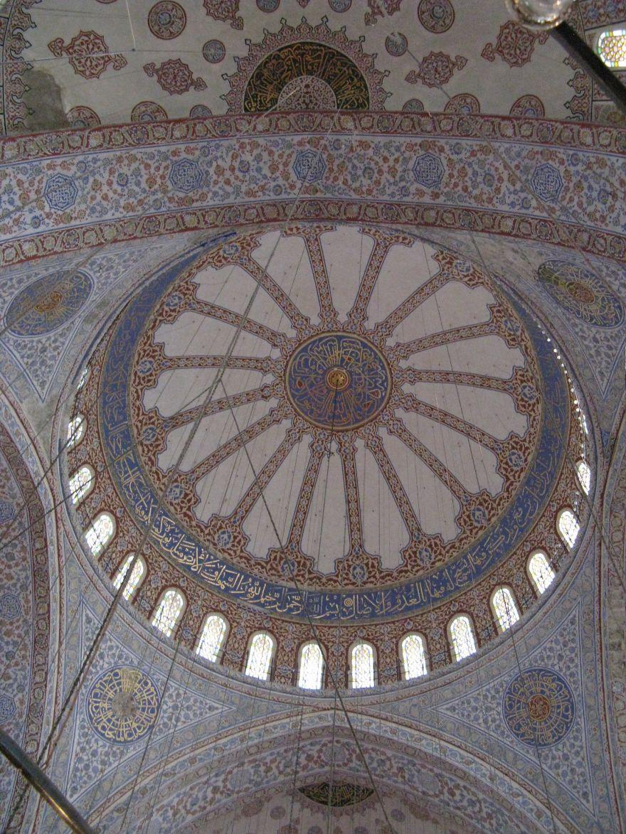 Sultan Ahmet Camii (blue Mosque) Istanbul