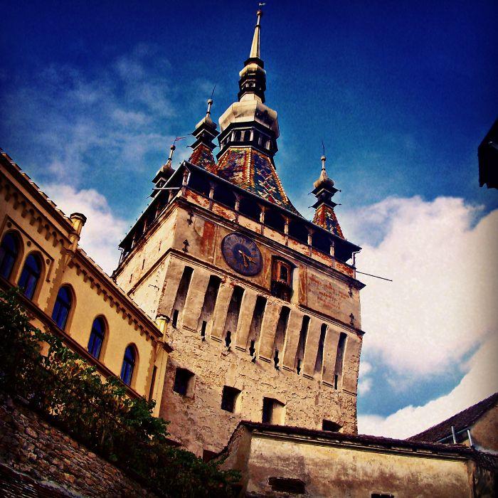 The Tower Clock, Sighisoara