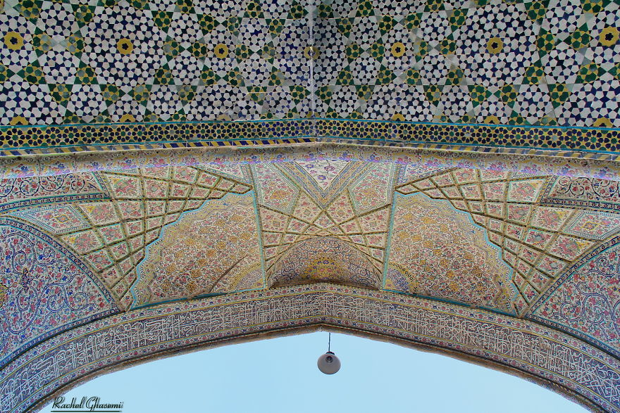 Vakil Mosque, Shiraz, Iran.