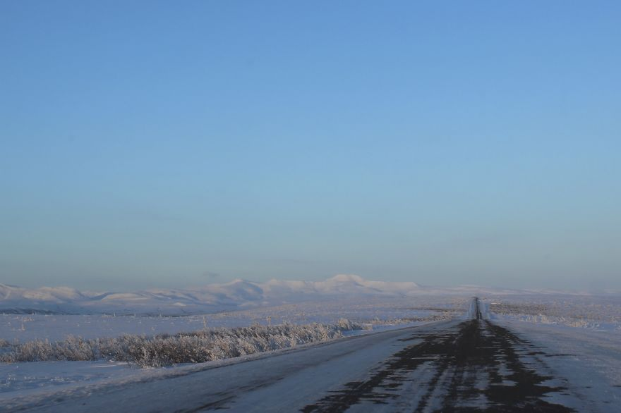 Dempster Highway, North West Territories, Canada