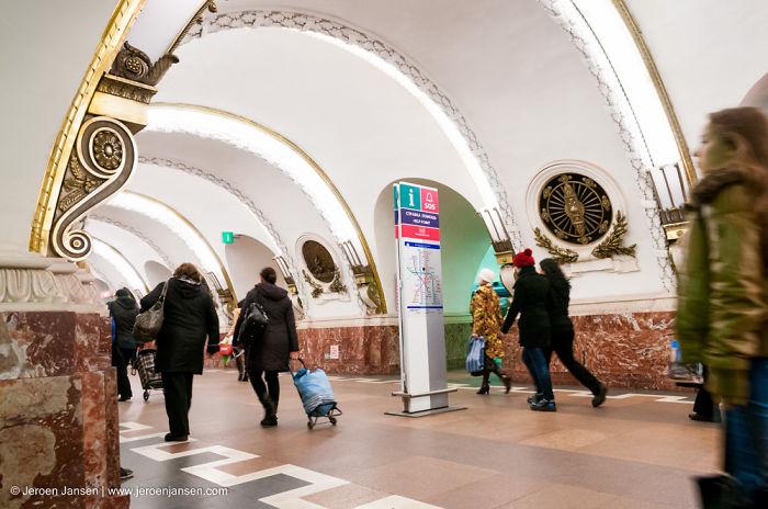 Devyatkino, St. Petersburg, Russia
