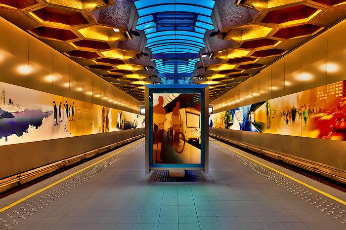 Belgica Station – Brussels