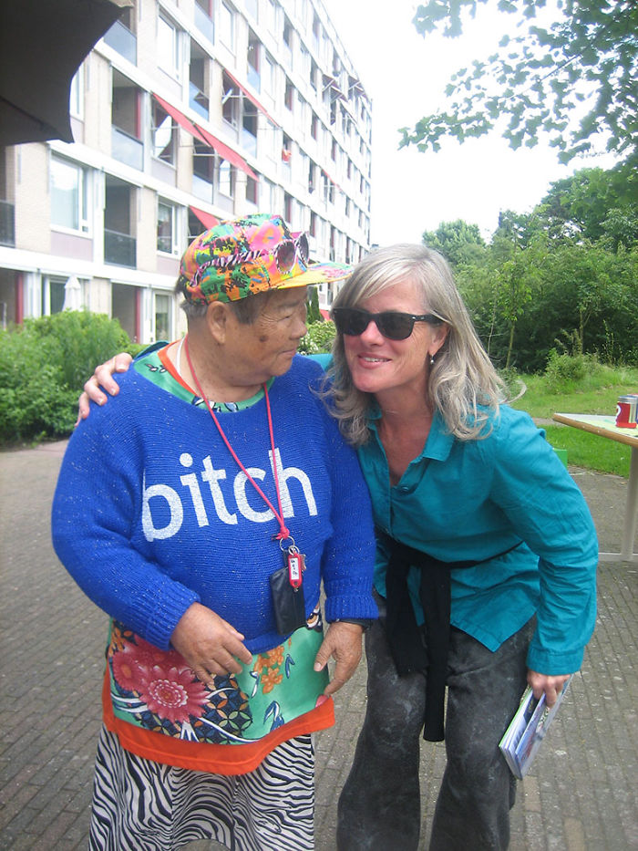 Meet Mrs. Wu Dong, The Most Colorful Inhabitant From Utrecht