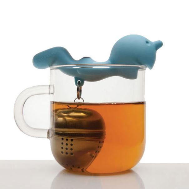 Mr. P - Tea Filter