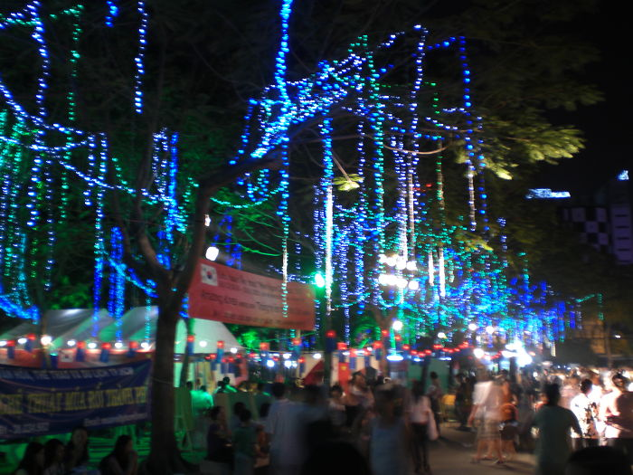 Ho Chi Minh City, Vietnam 2011