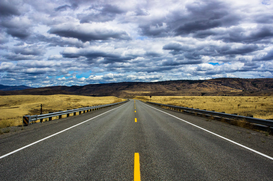 Highway 20, Washngton Dc, Usa