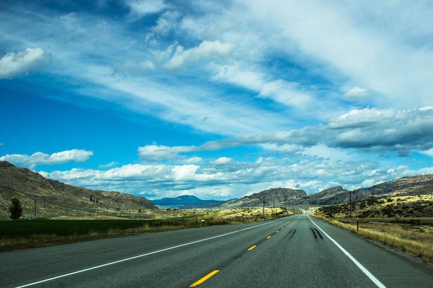 Highway 20, Washington Dc, Usa