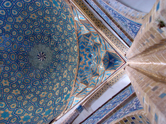 Iran Yazd Jama Musque