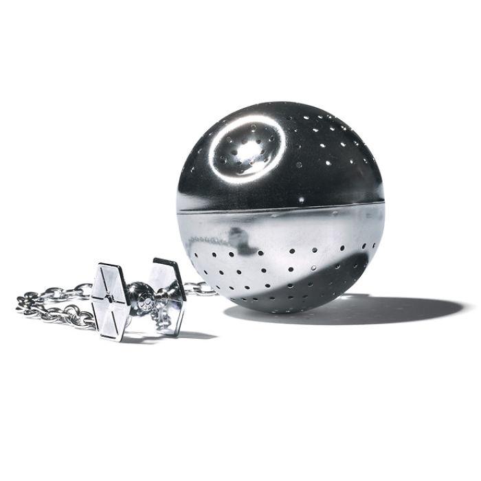 Deathstar Tea Infuser