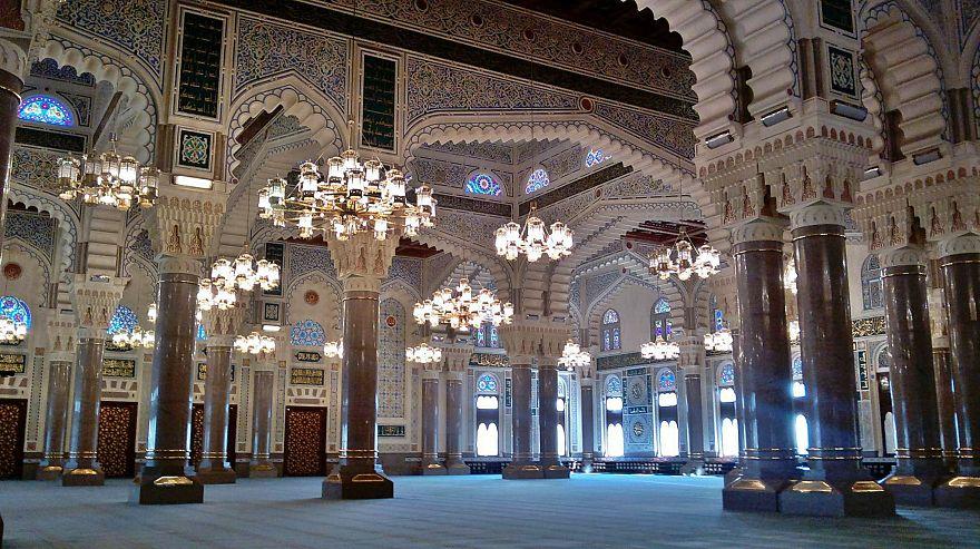 Al Saleh Mosque - Sana'a - Yemen