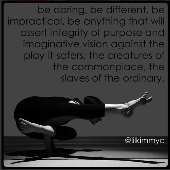 Inspirational Iyengar Yoga Instructor