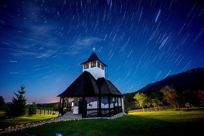 Bran Monastrery In Brasov County