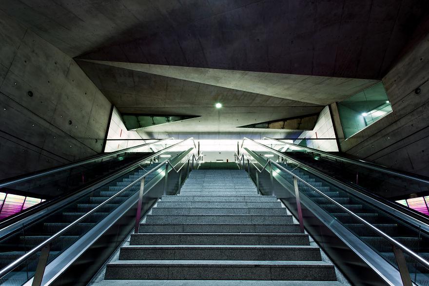 Bochum, U35 Haltestelle Rathaus