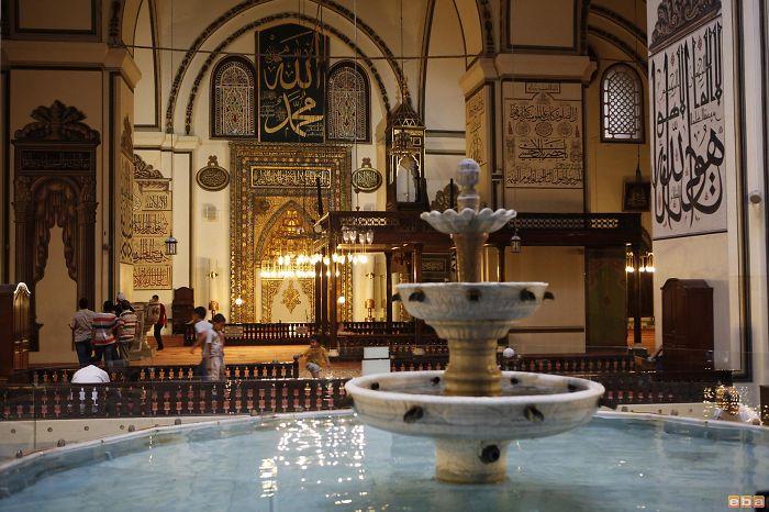 Grand Mosque, Bursa, Turkey