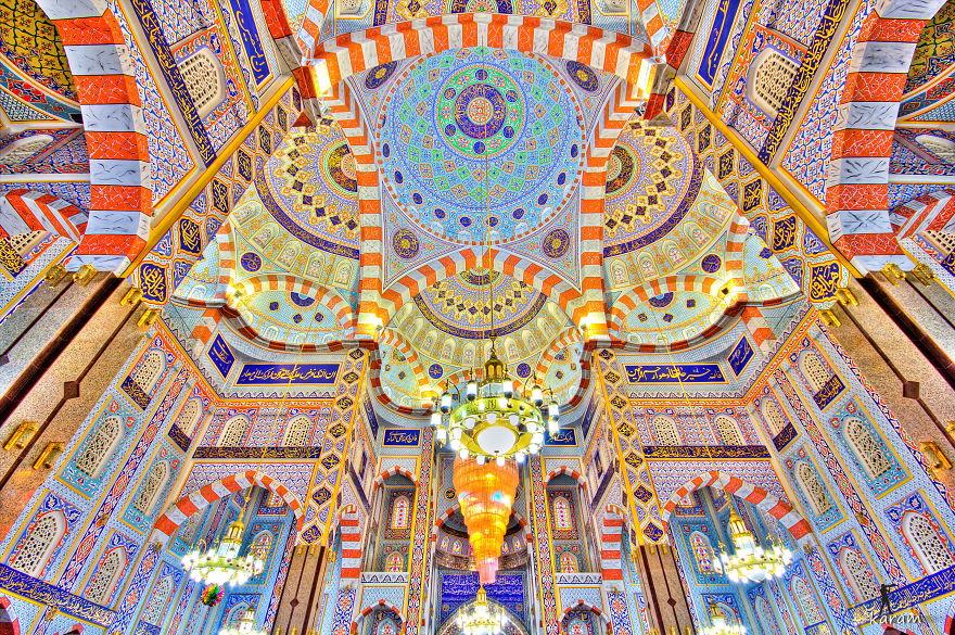 Mezquita Khayat Jalil, Arbil, Irak