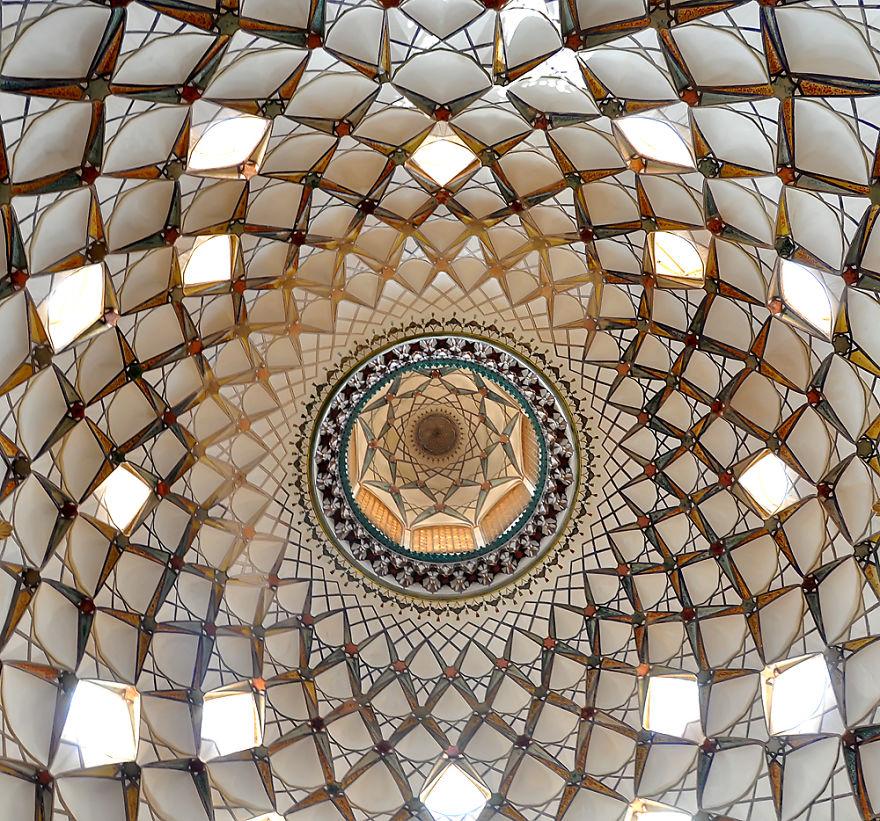 Mezquita iraní