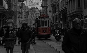 One Week In Istanbul.