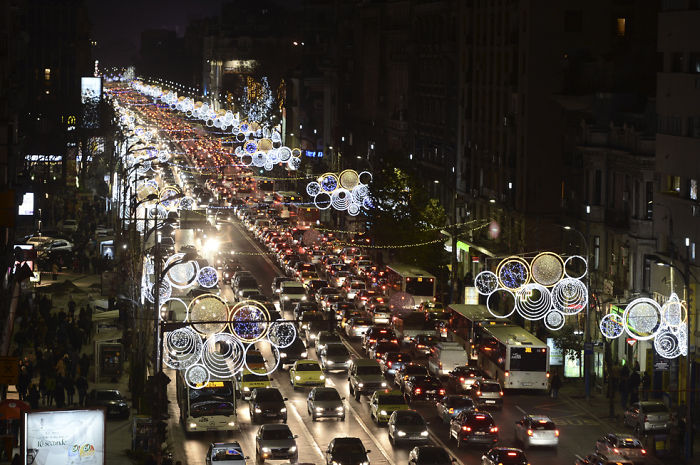 Bucharest, Romania, 2013.