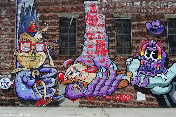 Amazing Bushwick Collective Street Art Photos Taken By Marcela Nowak