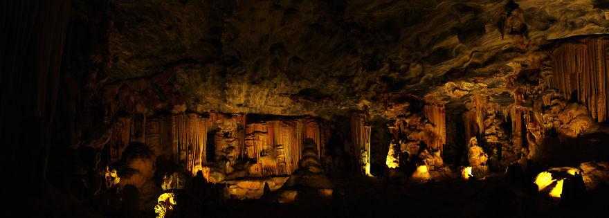 Cangoo Caves - South Africa