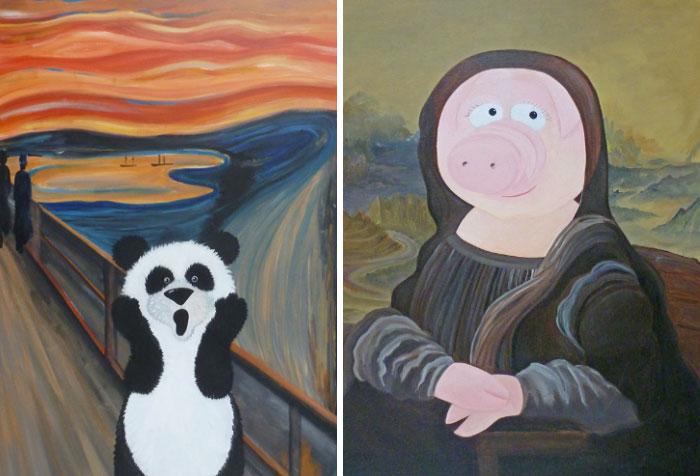 Big Art For Little Kids