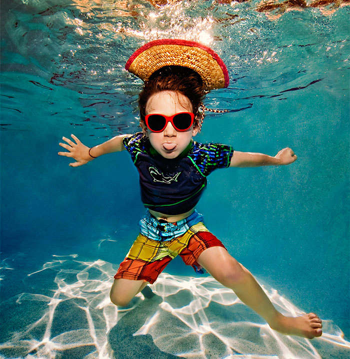 Underwater Kids: The Magic Beneath The Surface