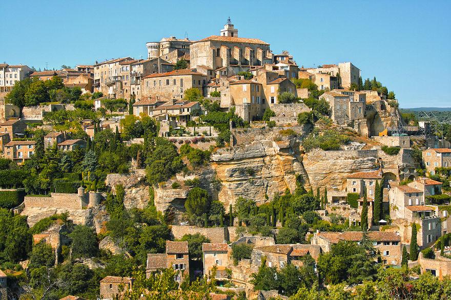 Gordes, Provence, Southern France