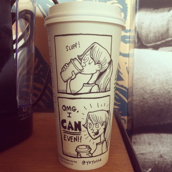 comics-starbucks-coffee-cup-art-yoyoha-4