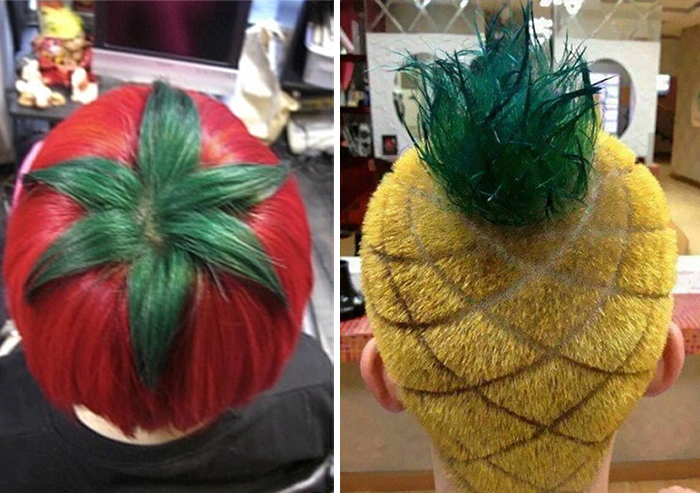 30 Of The Craziest Haircuts Ever