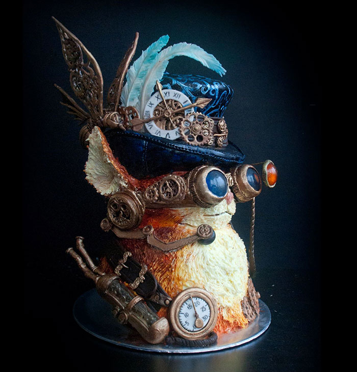 Amazing Cake Artist : This Cake Contest Has The Most Amazing Cakes We ve Ever ...