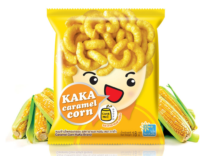 Corn Chips Packaging
