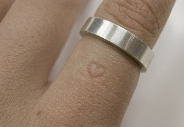 Hidden Message Ring