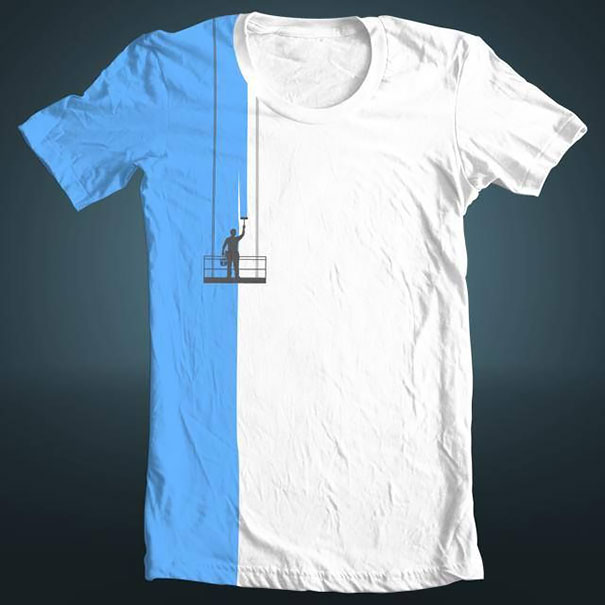 painter t shirt - Designing T Shirts At Home