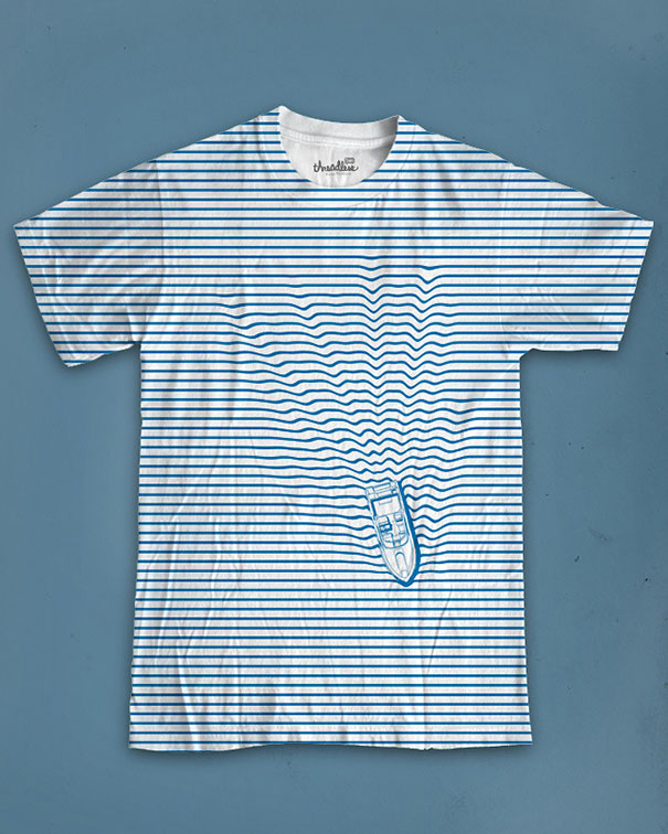 striped t shirt - Cool Tshirt Design Ideas