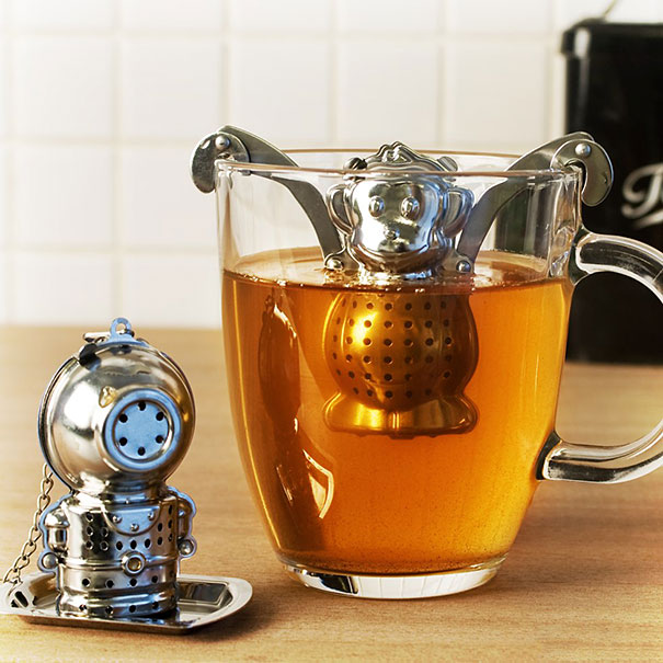 Character Tea Infusers
